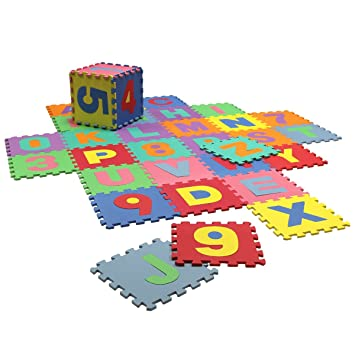 spielmatte puzzle