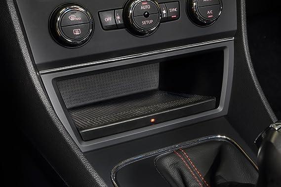 Ablagefach Inbay Für Seat Leon 2012 2016 Qi Standard Auto