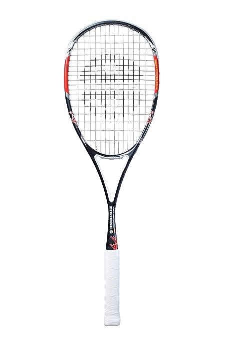 Unsquashable Squash-Schläger CP 3000 - Raqueta de squash, color rojo/negro,