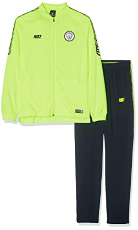 best supplier amazing selection fashion Nike Mixte Enfant Manchester City Fc Dry Squad Track Suit K survêtement