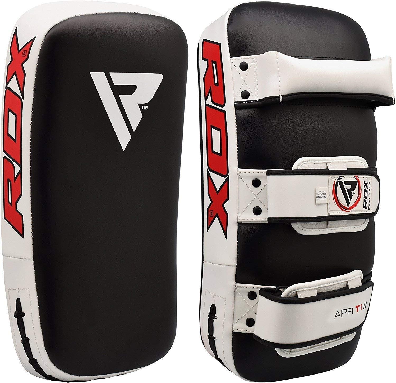 RDX APR T3W  Thai Pads Strike Shield Kick Muay Punch Boxing MMA Strike Focus