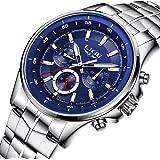 Men Business Watch Waterproof Clock Mens Watches Top Brand Luxury Fashion Casual Sport Quartz Wristwatch