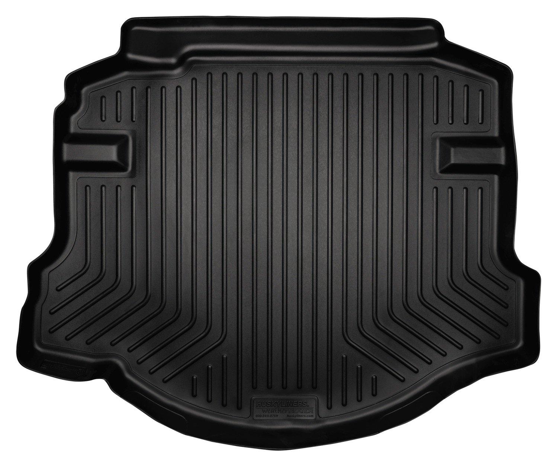 Floor mats for honda civic - Amazon Com Husky Liners Trunk Liner Fits 2012 2015 Civic Ex Ex L Hf Lx Si Automotive