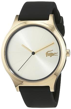 Lacoste - Reloj analógico de pulsera para mujer - 2000946: Lacoste: Amazon.es: Relojes