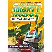 Ricky Ricotta's Mighty Robot vs. the Voodoo Vultures from Venus (Ricky Ricotta's Mighty Robot #3) (3)