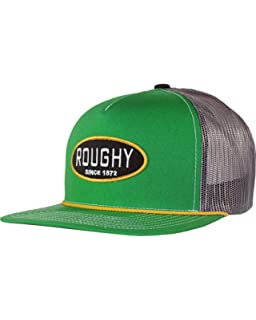 sports shoes f93ab dfc50 HOOey Flynn Roughy Green Meshback Cap