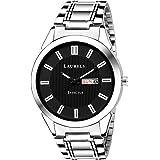 Laurels Lmw-inc-iii-020707 Analog Black Dial Men's Watch-Lmw-Inc-III-020707