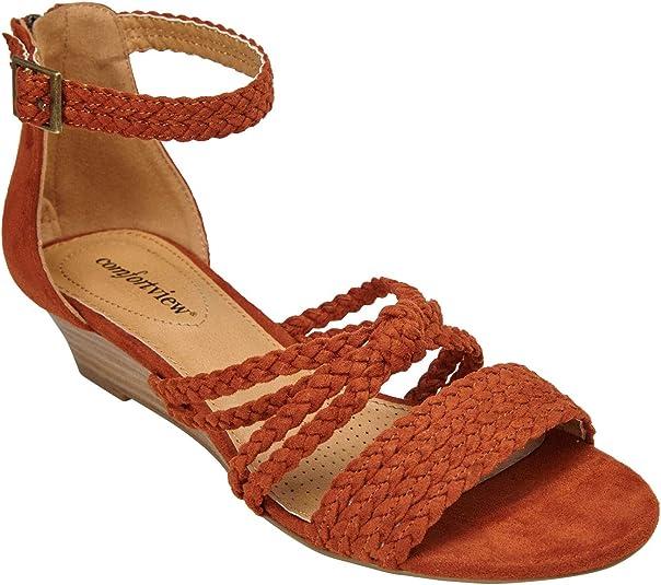 Wide Width Velda Sandals