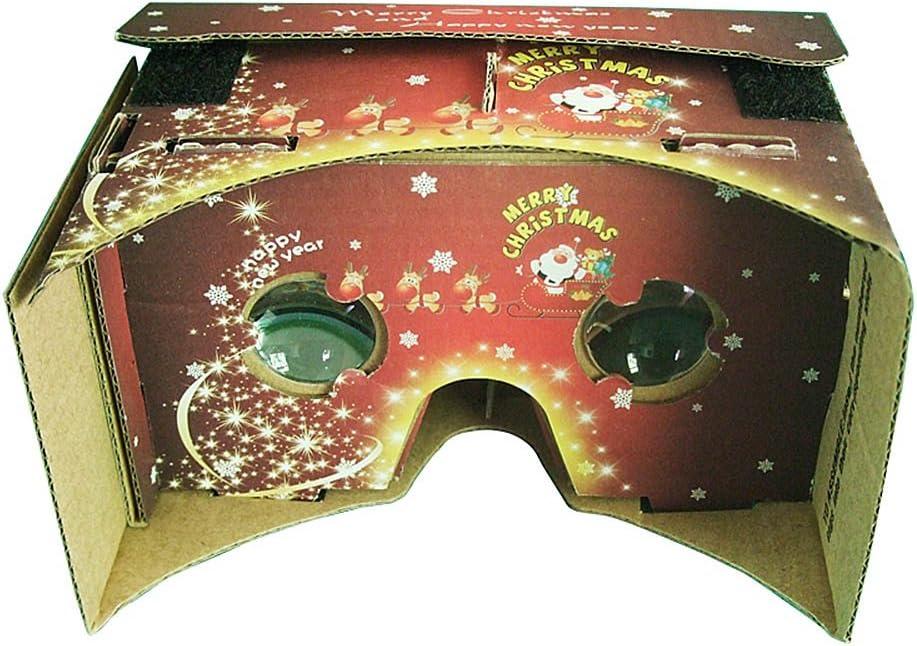 Andoer DIY Gafas 3D de Google de cartulina cartón Gafas de ...
