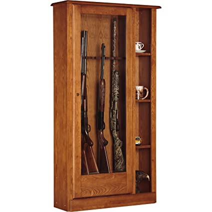 Surprising American Furniture Classics 725 10 Gun Curio Cabinet Combination Download Free Architecture Designs Scobabritishbridgeorg