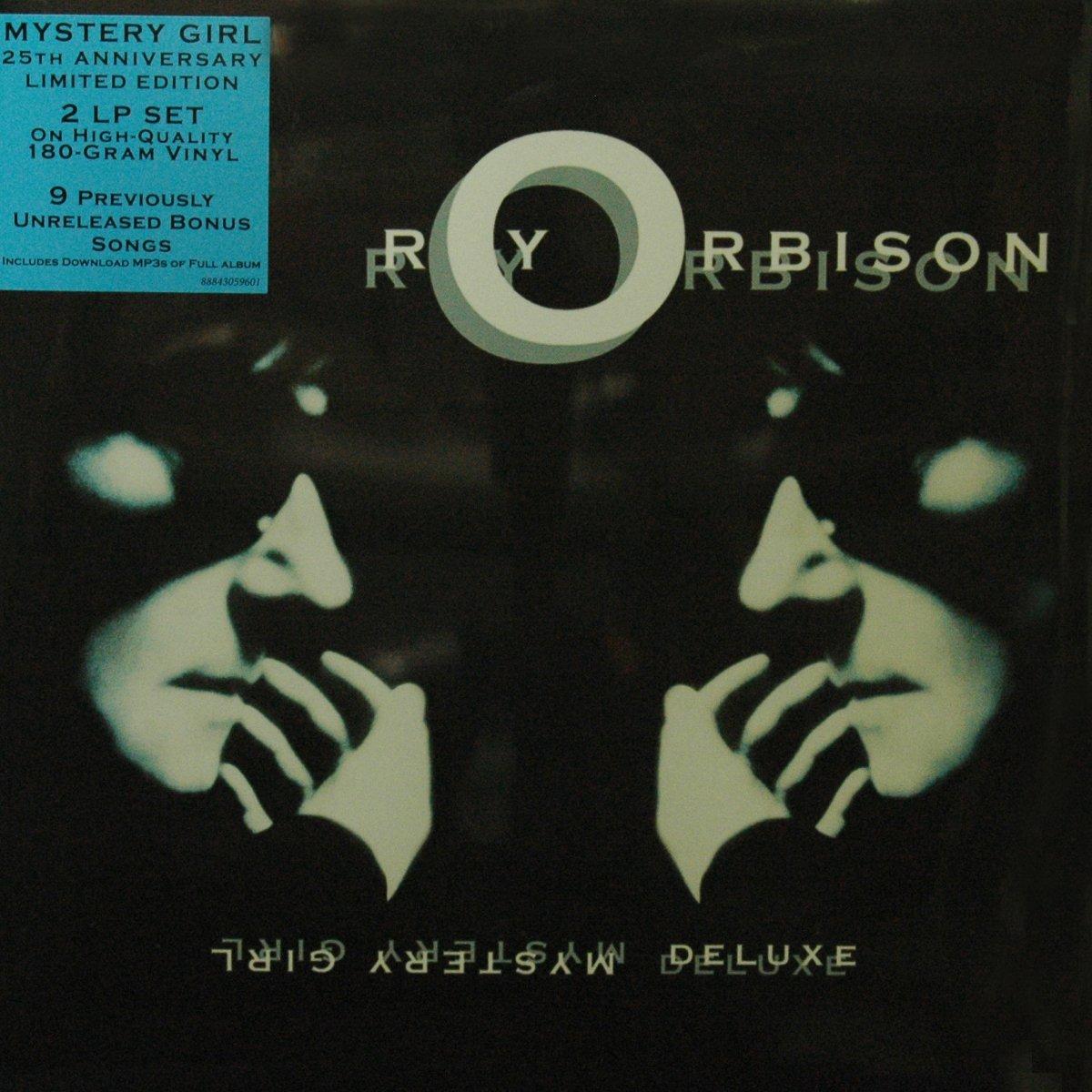 Vinilo : Roy Orbison - Mystery Girl (180 Gram Vinyl, Expanded Version, Deluxe Edition, 2PC)