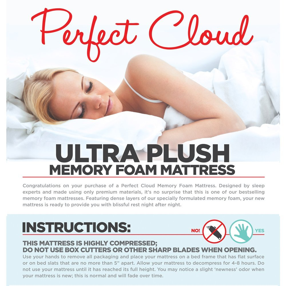 amazon foam mattress