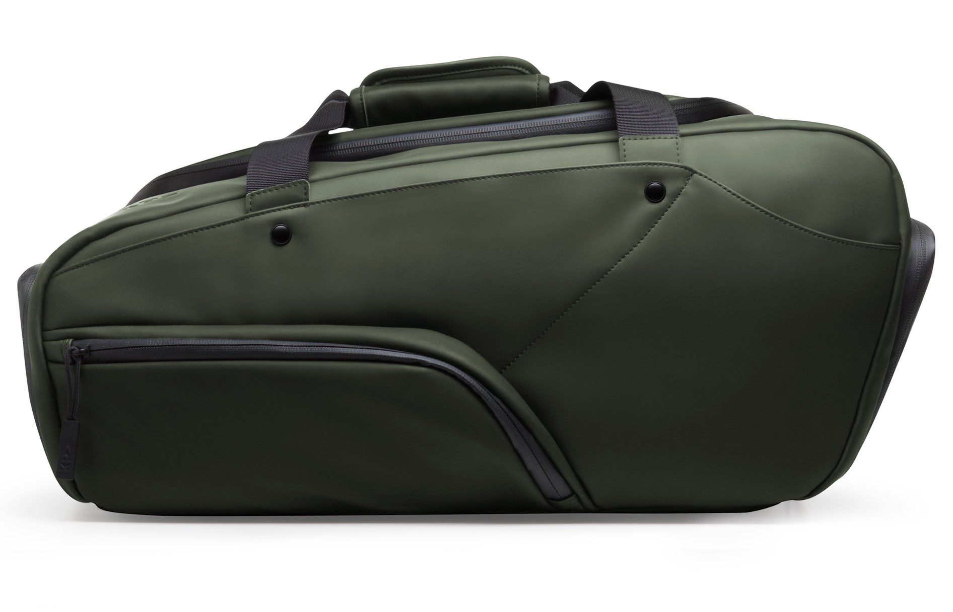 KP Duffle - The Ultimate Travel Bag (Army Green) by Keep Pursuing (Image #2)