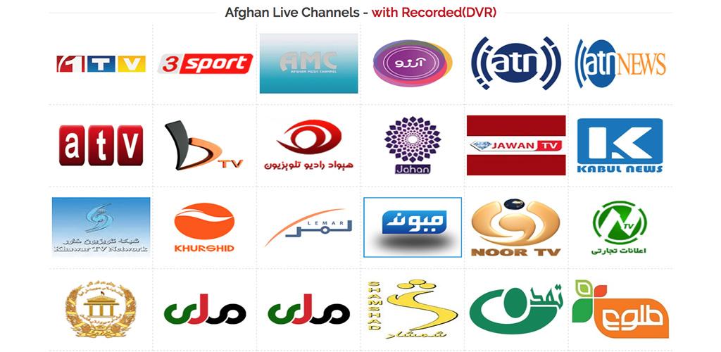 Afghan zhwandoon tv live