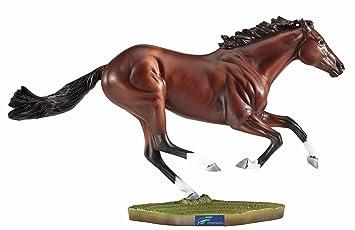 1712 Frankel Champion Animal Cheval World Figurine Breyer jqVGLUzpMS