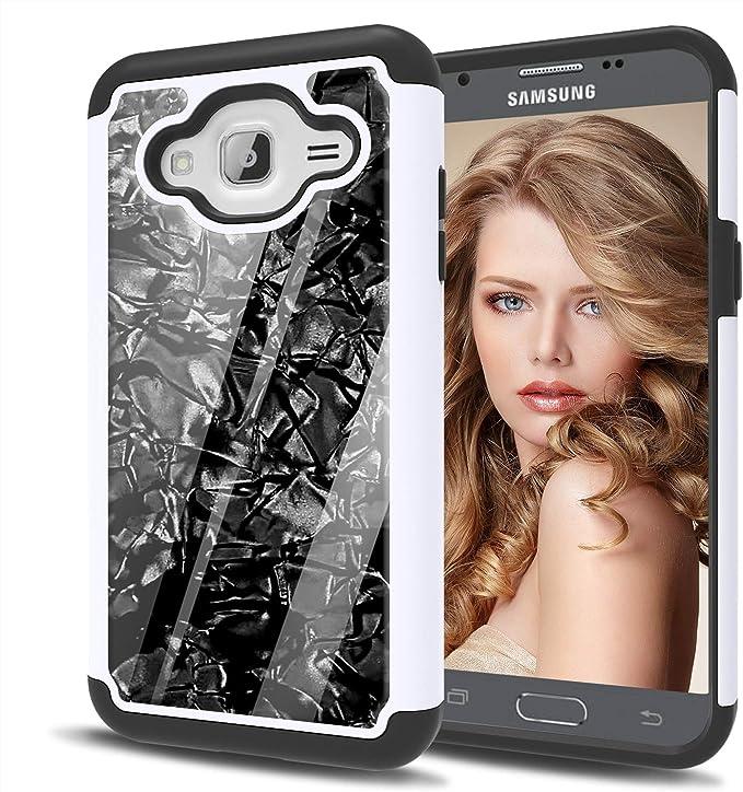 J3 - Carcasa para Samsung J3 Girls Women (Silicona, Gel de ...