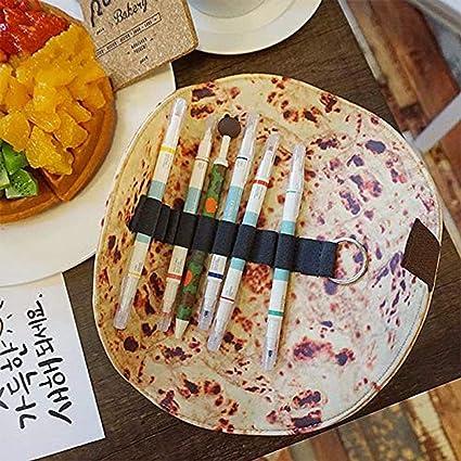 Amazon.com: Islandses Burrito - Estuche para bolígrafos ...