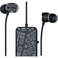 AKG N20 NC Noise Canceling Canal Earphone (Black)
