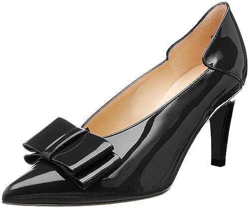 Womens Evora Closed Toe Heels, Red, 9 UK Peter Kaiser