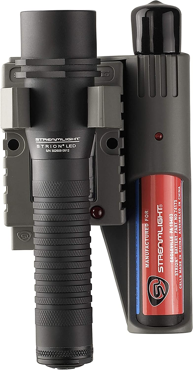 Streamlight 74353 Strion LED 375-Lumen Compact Rechargeable Flashlight