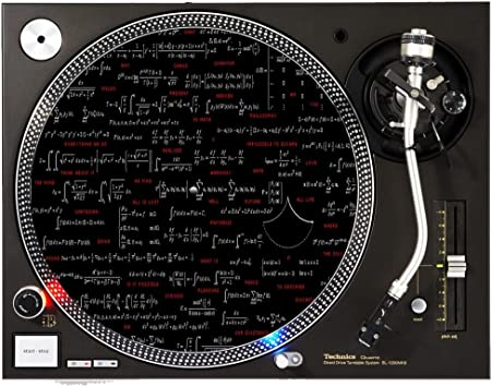 Amazon.com: DJ turntable Turntable – Slipmat para plato ...