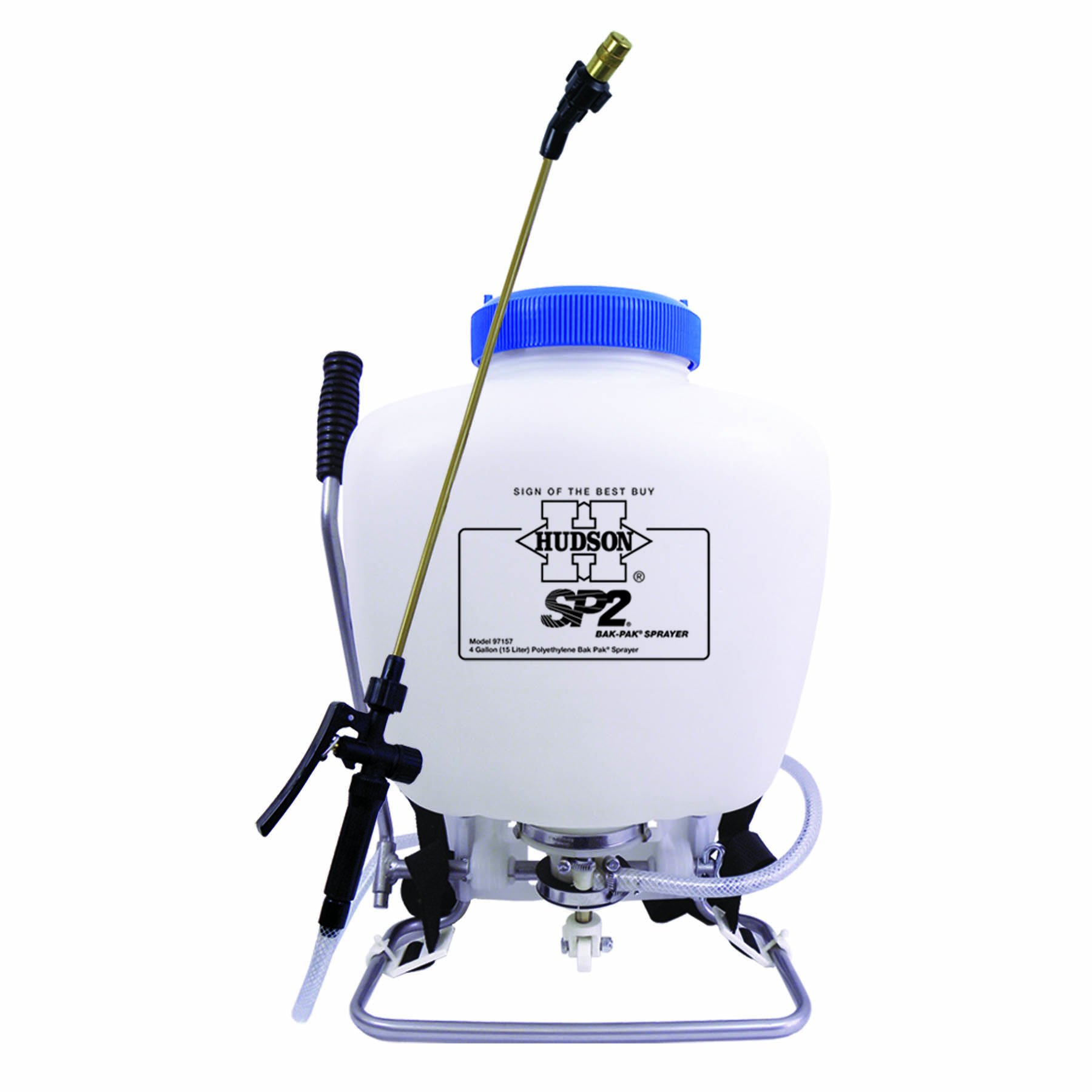 Hudson 97157 SP2 Piston Pump Bak-Pak Sprayer by HD Hudson