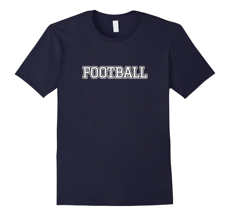 Football - Simple White Design 3-BN