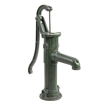 Ribelli Schwengelpumpe Gartenpumpe Handpumpe Wasserpumpe Manuell Und