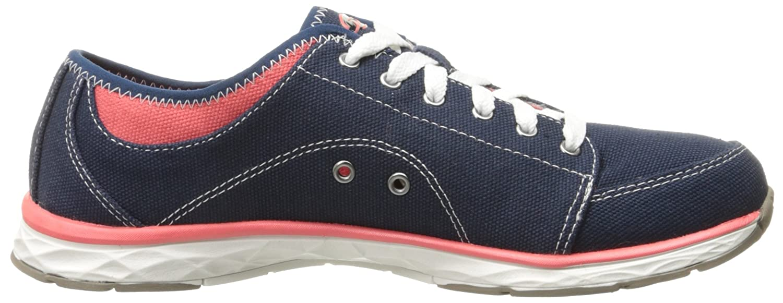 Dr. Scholl's Women's Anna Fashion Sneaker B013609JW0 6 B(M) US|Navy Canvas
