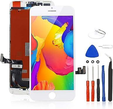 AY - Pantalla de Repuesto para iPhone, Pantalla LCD y ...