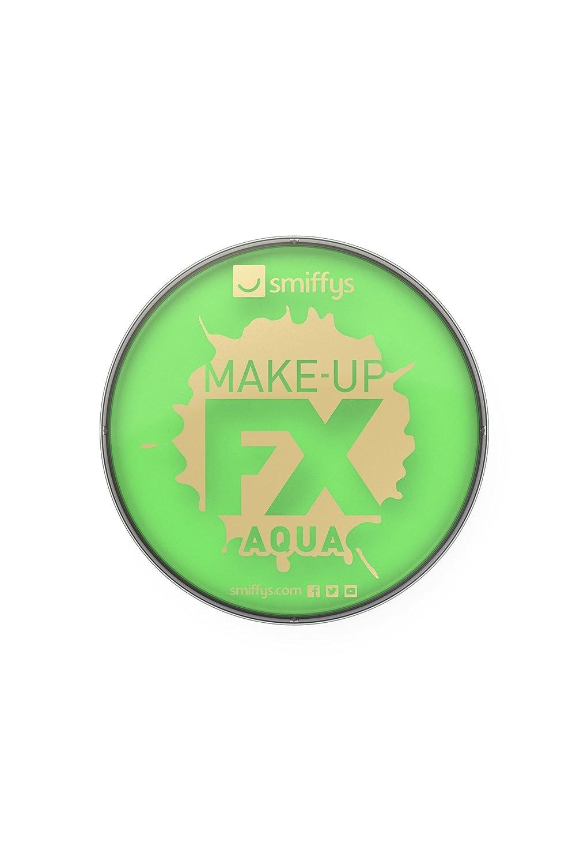 Smiffy's 351 719 - Colore per trucco ad acqua, per viso e corpo, 16 ml, Verde Smiffy' s 39137 B007E9VT96