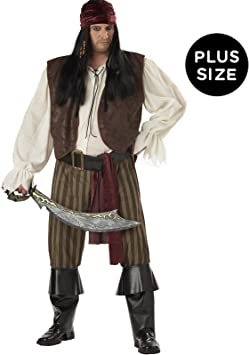 California Costumes, Disfraz de Pirata Rogue para los Hombres ...