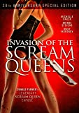 Invasion of the Scream Queens [Import anglais]