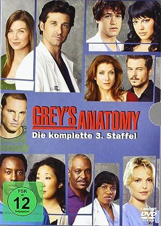 Greys Anatomy Jungen Arzte Komplette  Dvds
