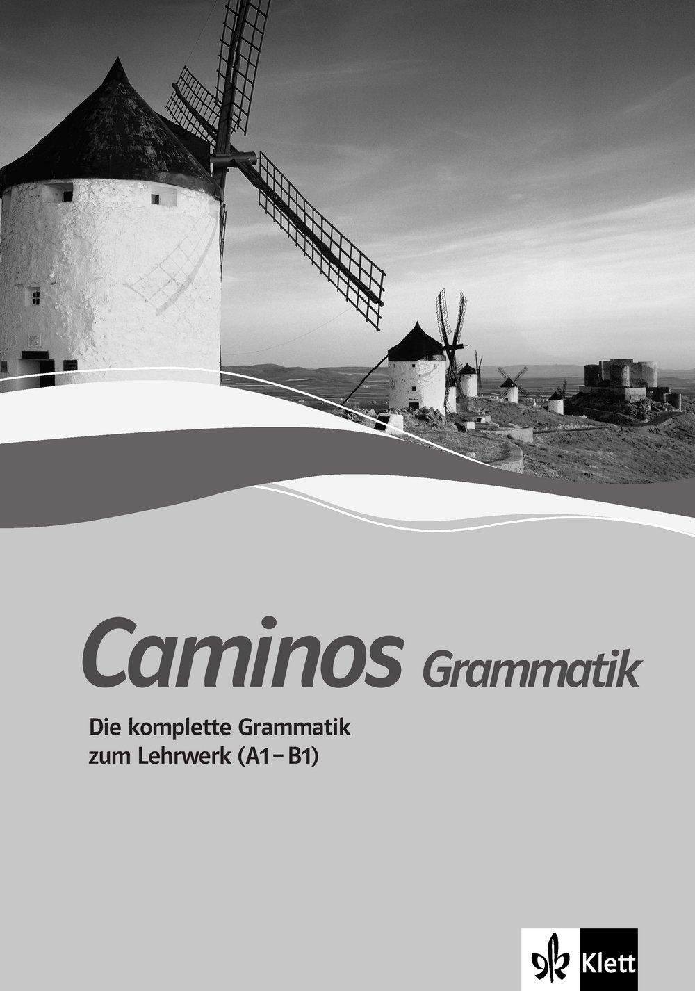 Caminos: Spanisch als 3. Fremdsprache. Grammatik