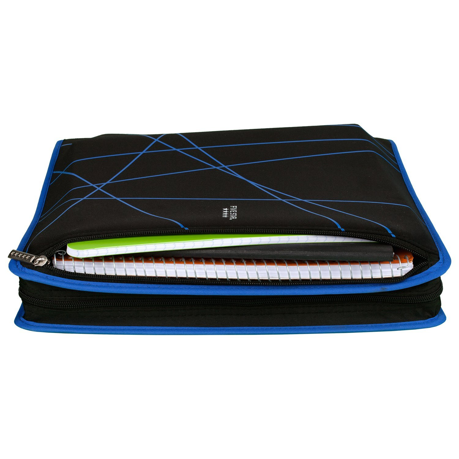 Five Star 2 Inch Zipper Binder, Ring Binder, Xpanz, Assorted Colors (29040) by Five Star (Image #13)