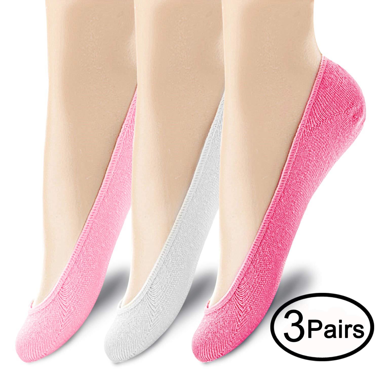 6 Pairs No Show Socks Women No Show Liner Socks Womens No Show Socks Non Slip Thin Low Cut Casual Socks Nude) No Show Socks Nude