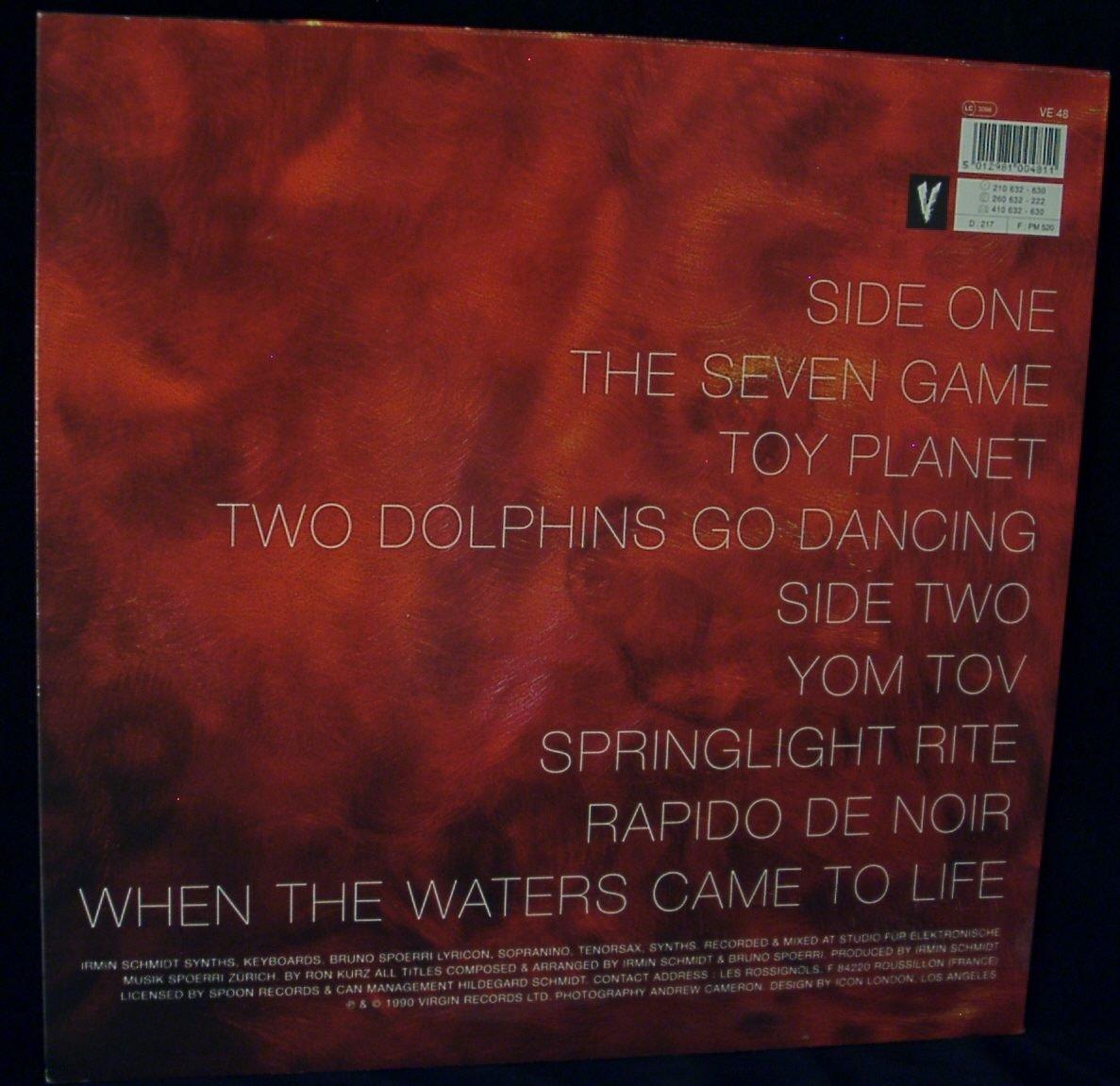 Amazon.com: Toy Planet (UK vinyl LP): Music