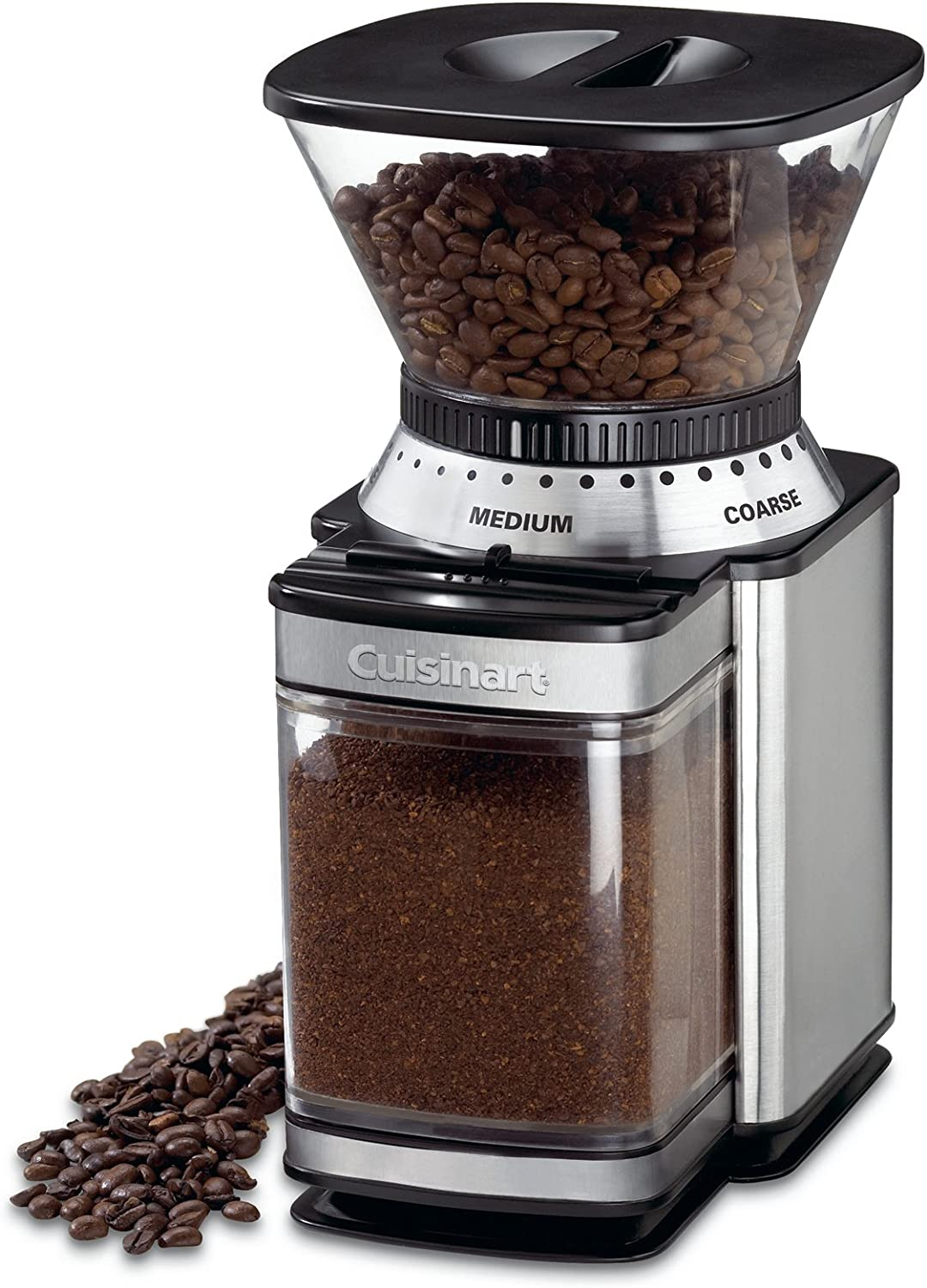 Cuisinart DBM-8 Supreme Grind Automatic Burr Coffee Mill Review