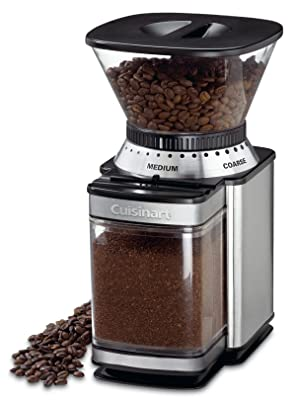 Key Features Of Cuisinart DBM-8 Supreme Grind Automatic Burr Mill