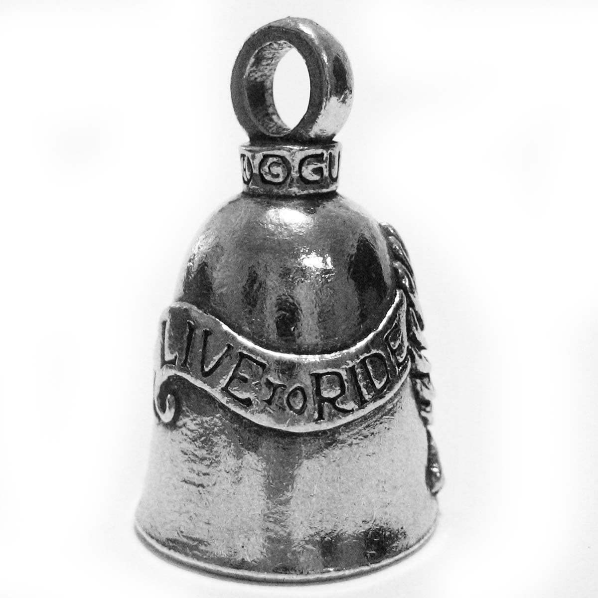 Guardian Bell Live To Ride Motorcycle Biker Luck Riding Bell