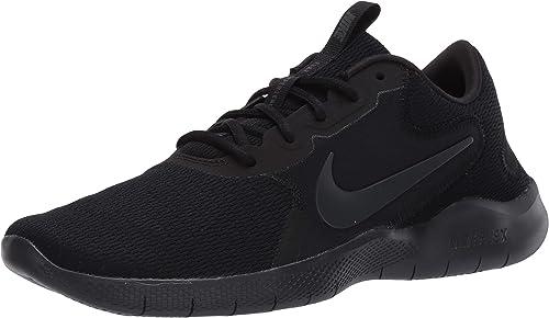 Nike Flex Experience Run 9, Herren Laufschuhe, Schwarz