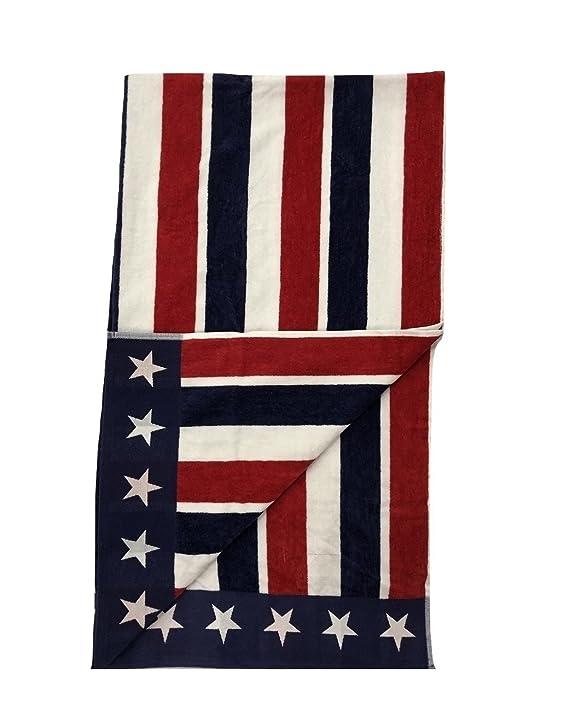 U.S. POLO asociación grande (40 x 70 cm), diseño de rayas ...