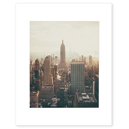 Amazon.com: New York City Wall Art, Manhattan Skyline NYC Decor ...