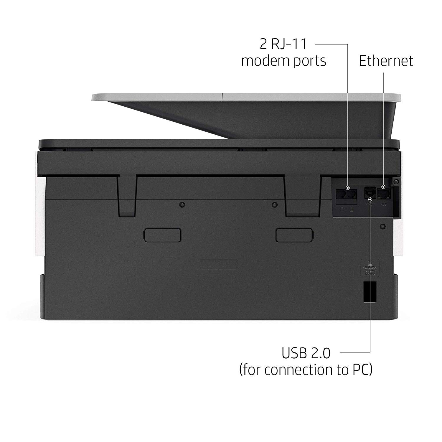 HP OfficeJet Pro 9015 All-in-One Wireless Printer, with Smart Tasks for Smart Office Productivity & Never Run Out of Ink with HP Instant Ink (1KR42A) by HP (Image #12)