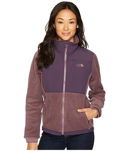 cd000a22d discount womens north face denali purple 94167 17146