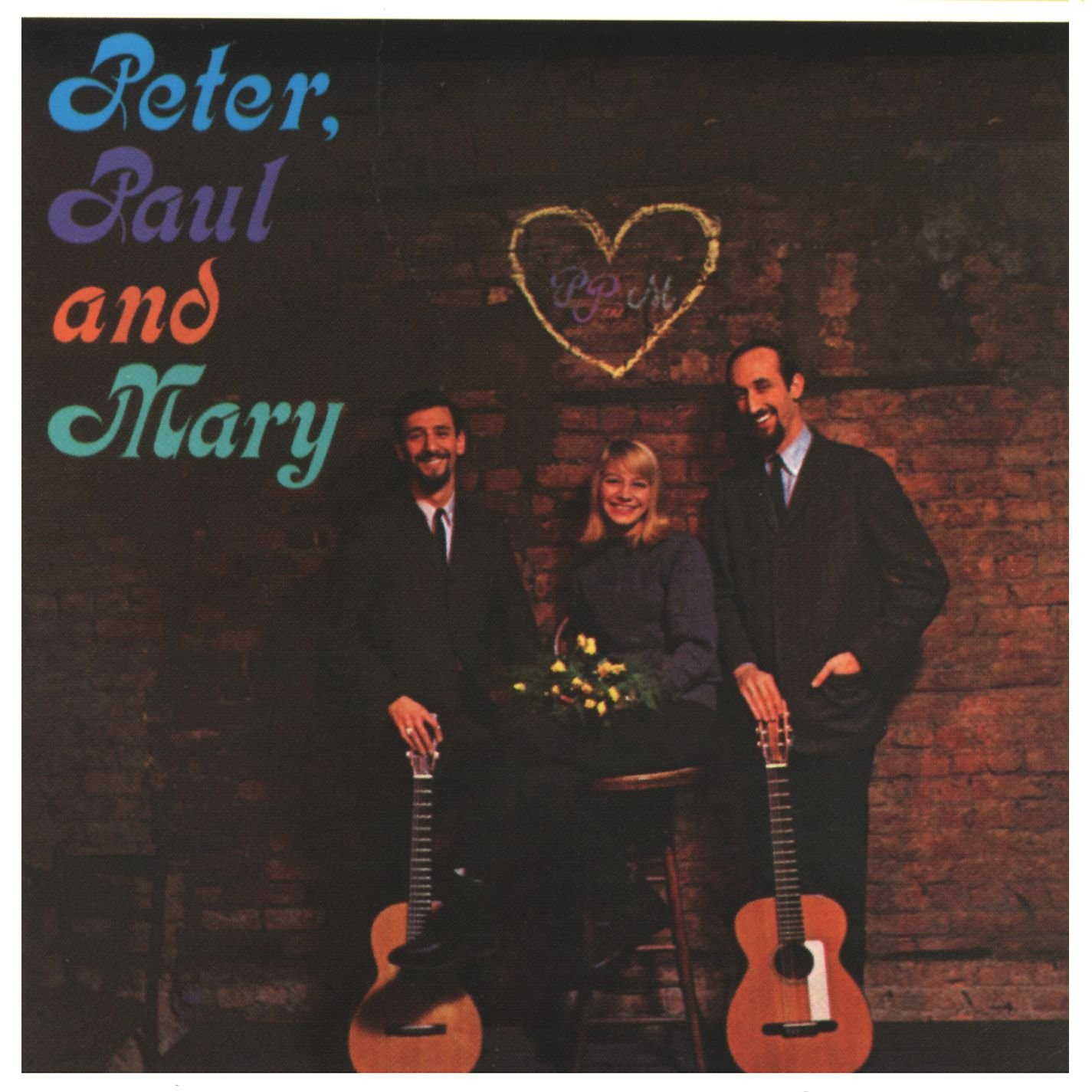 Peter Paul & Mary - Peter, Paul and Mary - Amazon.com Music
