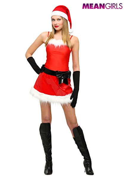 sc 1 st  Amazon.com & Amazon.com: Mean Girls Christmas Costume: Clothing