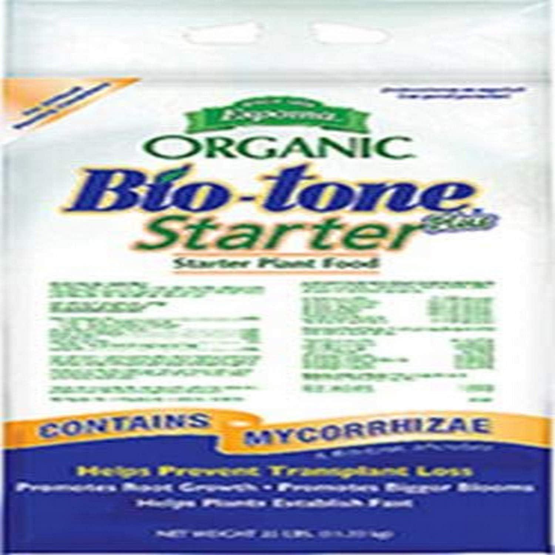 Espoma (BTSP25) Biotone Starter and Natural Plant Food 25lb