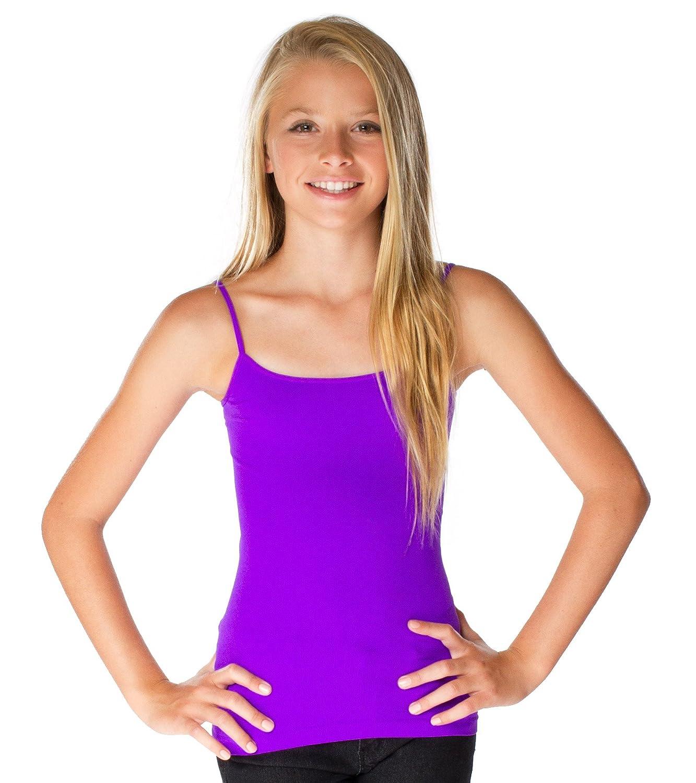 Malibu Sugar Girls (7-10) Full Cami WCML01-BK